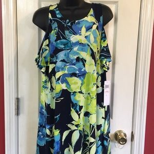 NWT London Times Summer dress size 10
